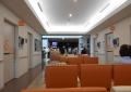耳鼻咽喉科の待合室