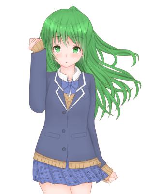 和葉(school)blog