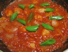 豚ロースと春野菜のトマト煮 調理⑤