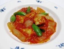 豚ロースと春野菜のトマト煮 調理⑥