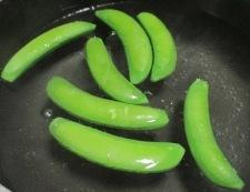 豚ロースと春野菜のトマト煮 【下準備】①