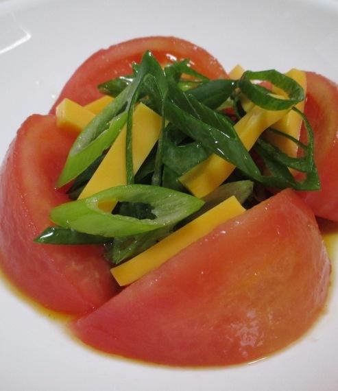 九条ねぎトマト 大