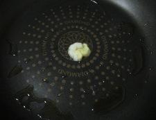 空芯菜 調理②