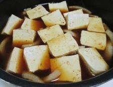 焼肉豆腐 調理③