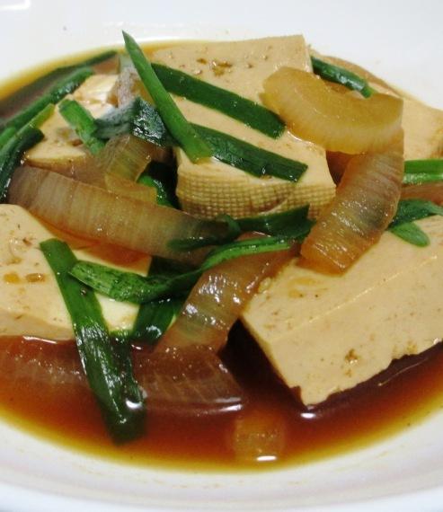 焼肉豆腐 B