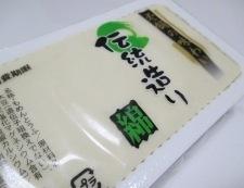 焼肉豆腐 材料
