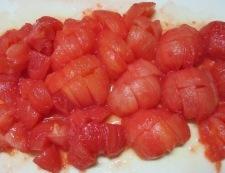 トマトソース 調理②