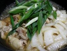 鶏肉と春雨の甘辛煮 調理⑥