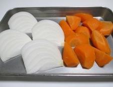 ソーセージと春野菜のポトフ 調理②