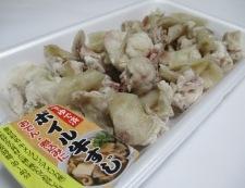 牛すじと豆腐の味噌煮 材料①