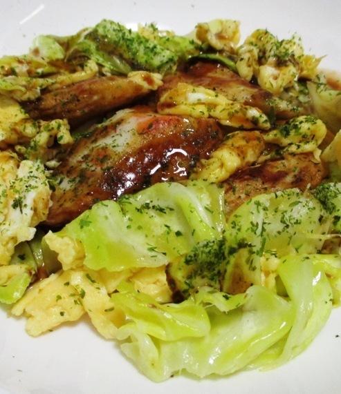 野菜天キャベツ B