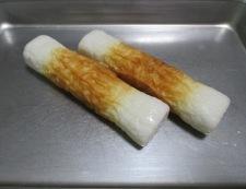 つまみ菜ちくわ 材料②