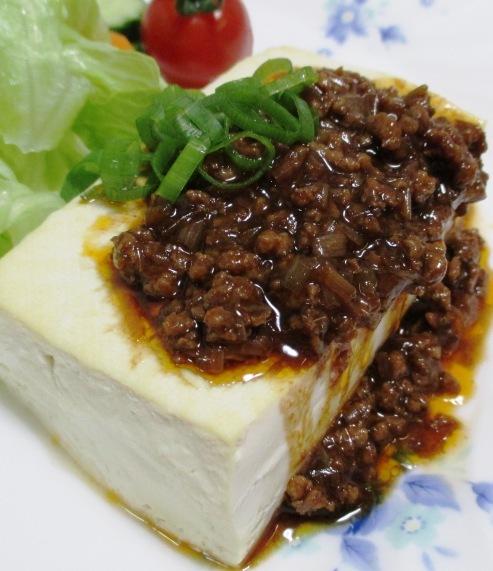 肉味噌豆腐 大