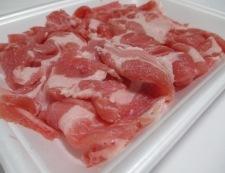 ピリ辛照り焼き丼 材料①