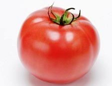 トマトのしらす青紫蘇サラダ 材料①