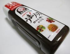 イカのうま辛ソース炒め 調味料