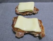 チーズ焼きチキン 調理④