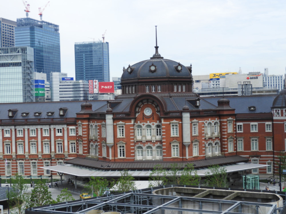 東京駅DSCN1969