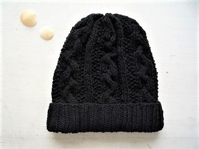 コットン帽子B