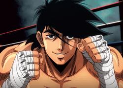 パチンコ「CR あしたのジョー FIGHTING FOR TOMORROW」で使用されている歌と曲の紹介。「男たちのリング / Eizo Sakamoto」