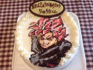 伍空ケーキ