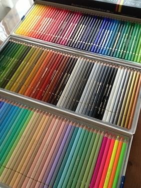170606ホルベイン150色色鉛筆