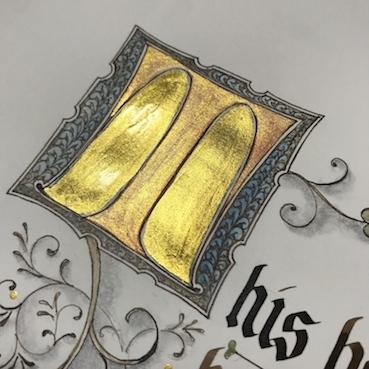 170610T装飾金着色