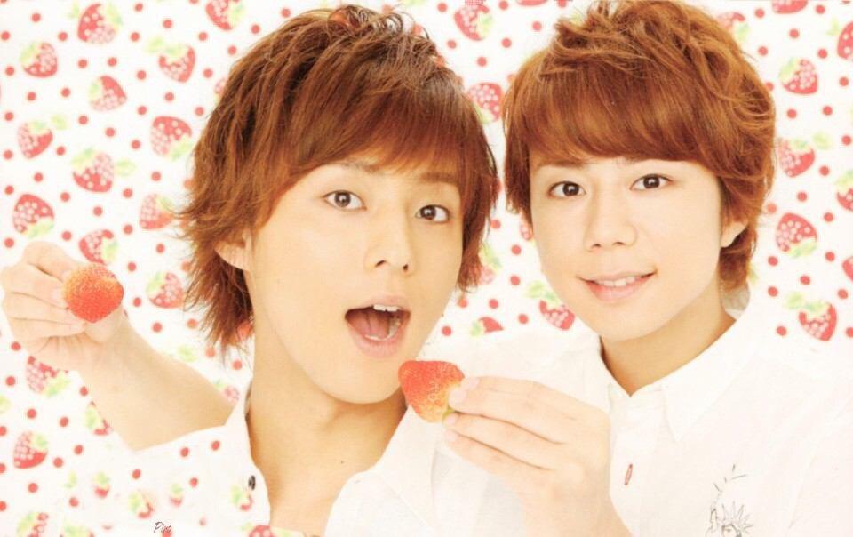 キスマイ・北山宏光が藤ヶ谷太輔にバースデーケーキの苺を「あーん」して食べさせる…からの間接キス!