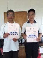 2017尼崎市民テニス大会決勝