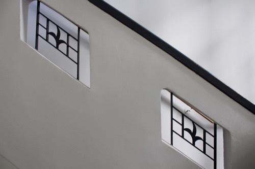 0245:旧豊岡町役場 階段②