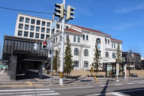 0245:旧豊岡町役場 遠方から