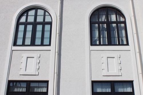 0245:旧豊岡町役場 外観④