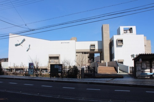0246:豊岡市民会館 全体を眺める