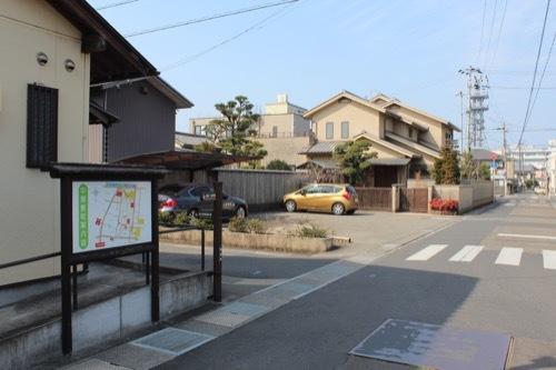 0248:南方熊楠顕彰館 顕彰館手前の道