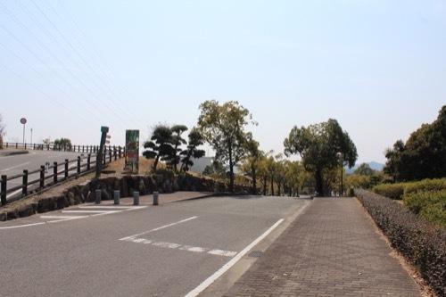 0249:田辺市立美術館 総合公園の入口