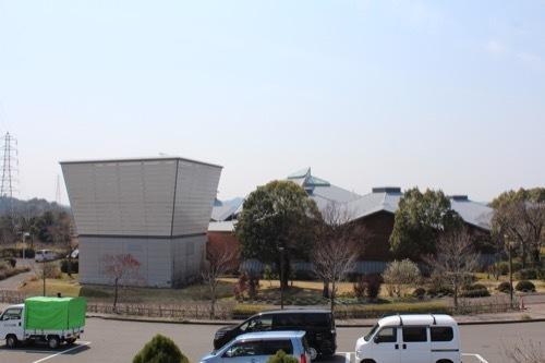 0249:田辺市立美術館 建物を北側から