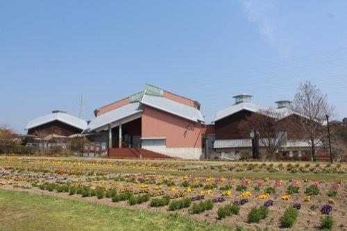 0249:田辺市立美術館 建物を南側から