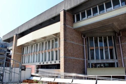 0251:長崎市公会堂 公会堂正面