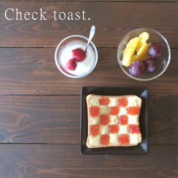 check toastのコピー