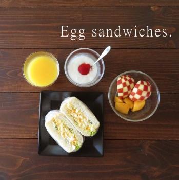 Egg sandwiches2のコピー