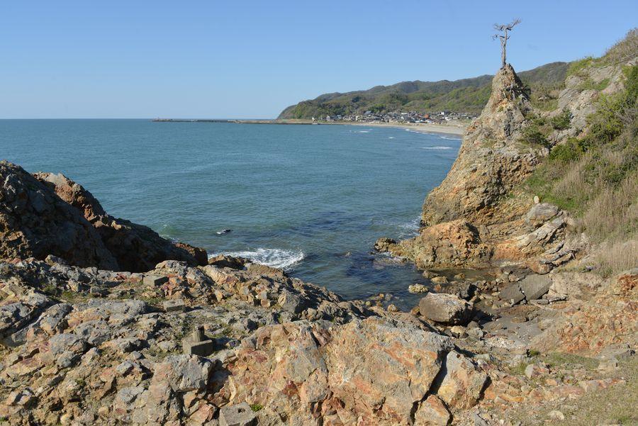 白岩海岸散策-1