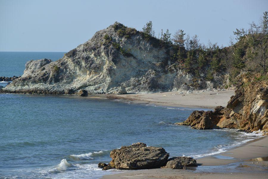 白岩海岸散策-5