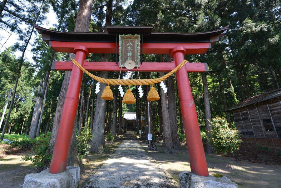 八木神社-1