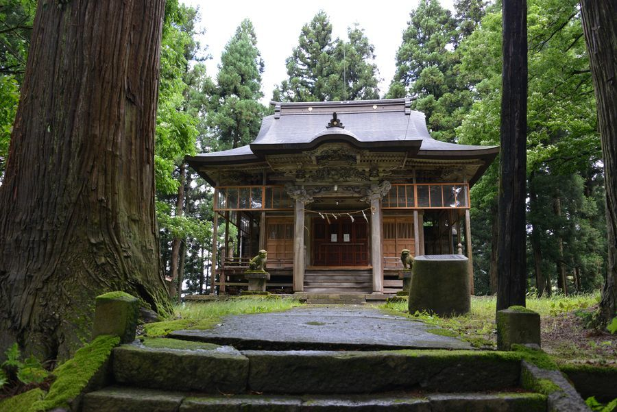 羽黒神社-2