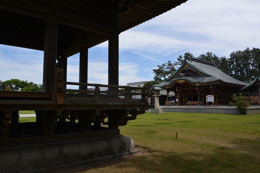 護国神社-7