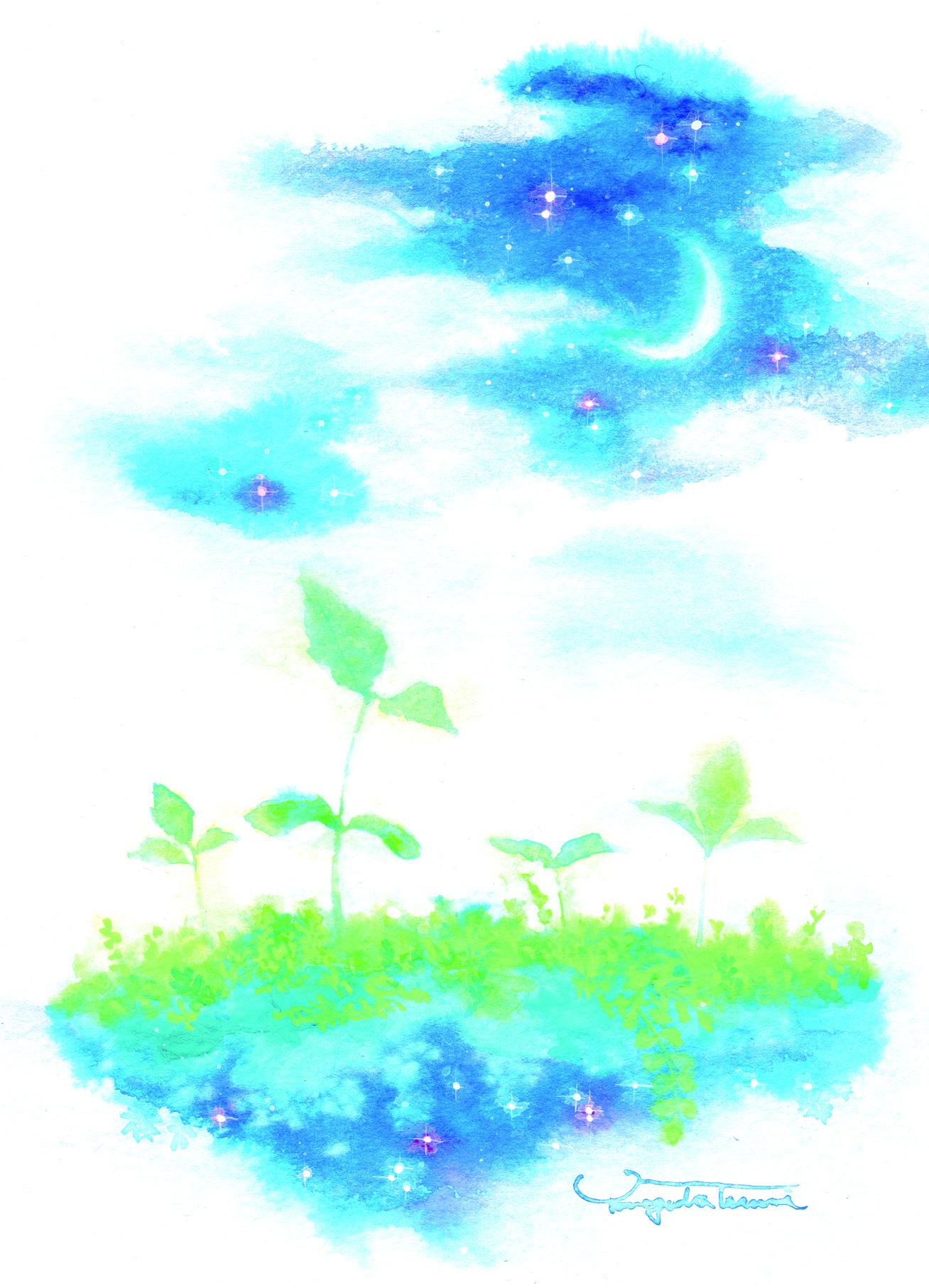 星々の芽生えcmyk300