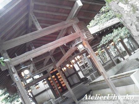 170618氷川神社灯篭