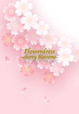 Flower dress-桜-