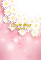 Flower dress -マーガレット3-