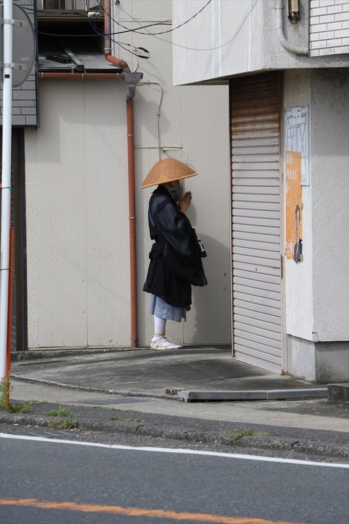 円覚寺の雲水さんたちを見かける_1